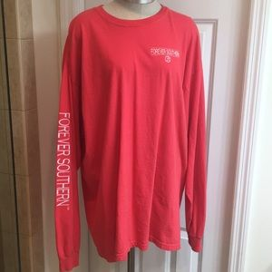 Comfort Colors Shirts - Forever Southern Graphic Tee Size XL